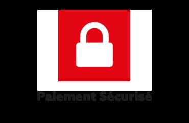paiement sécurisé pour la vente d'impression numérique de support de communication événementielle